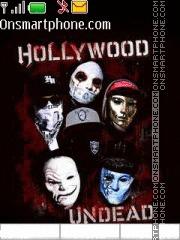 Hollywood Undead es el tema de pantalla