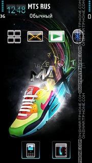Nike 05 es el tema de pantalla