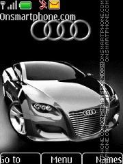 Audi 27 theme screenshot