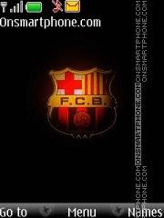 FC Barcelona - Barca theme screenshot