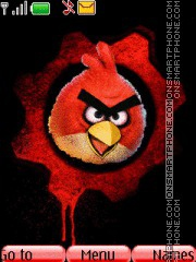 Angry Birds 19 tema screenshot