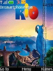 Rio 07 es el tema de pantalla