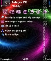 Nokia Buzz es el tema de pantalla