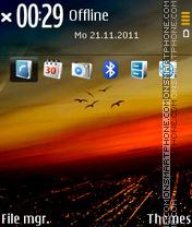 Horizonlite fp1 es el tema de pantalla
