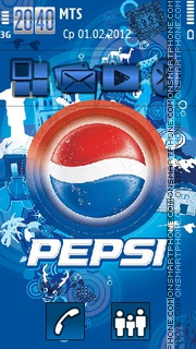 Pepsi 13 theme screenshot