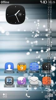 Capture d'écran Bubbles 11 thème