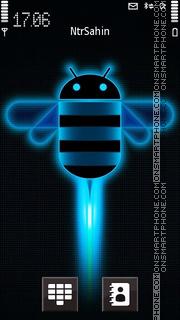 Beedroid2 es el tema de pantalla