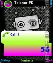 M9 Speicla es el tema de pantalla