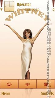 Whitney - BLV es el tema de pantalla