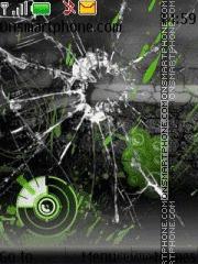 Capture d'écran Invalid Nokia Green thème