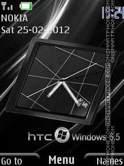 Windows theme screenshot