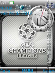 UEFA 2012 By ROMB39 theme screenshot