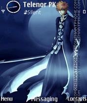 Ichigo Reborn theme screenshot
