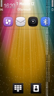 Stripe light 5th theme screenshot