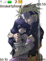 Naruto es el tema de pantalla