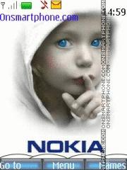 Nokia Kinder es el tema de pantalla