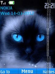 Cat 19 theme screenshot