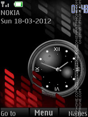 Nokia 5310 XpressMusic3rd By ROMB39 es el tema de pantalla