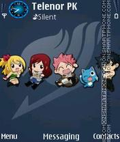 N fairy tail theme screenshot