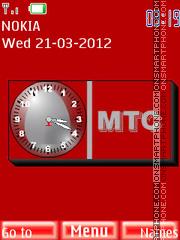 MTS es el tema de pantalla