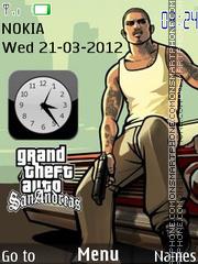 Gta San Andreas 13 theme screenshot