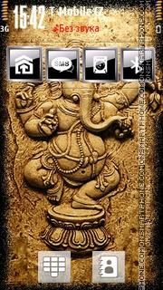 Ganesh es el tema de pantalla