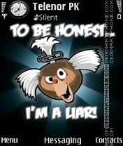 Liar es el tema de pantalla