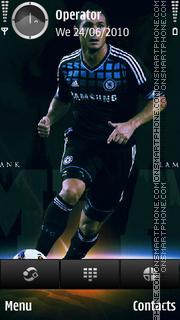 Lampard theme screenshot
