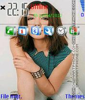 Michelle Branch 02 es el tema de pantalla