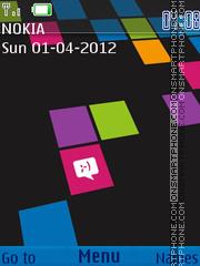 Lumia X3-02 es el tema de pantalla
