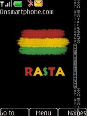 Rasta theme screenshot