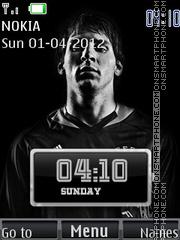 Lionel Messi 02 es el tema de pantalla