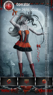 Ghotic Zodiac: Sagittarius es el tema de pantalla