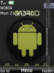 Android 07 tema screenshot