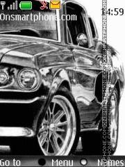 Muscle Car 2013 theme screenshot