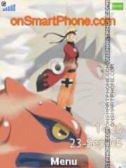 Naruto Sennin es el tema de pantalla