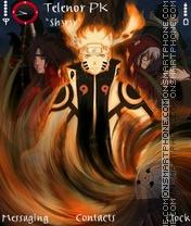 Naruto Reborn theme screenshot