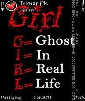GIrl es el tema de pantalla