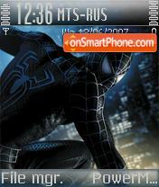 Black Spider es el tema de pantalla