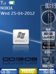 New Windows 7 02 es el tema de pantalla