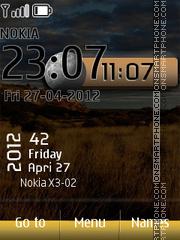 Live Nature theme screenshot