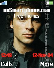 Tom Welling 1 tema screenshot