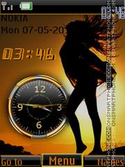 In Dance theme screenshot