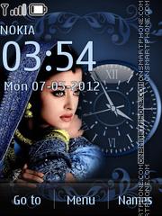 Aishwarya Rai theme screenshot