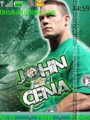 Cena With Tone 02 theme screenshot