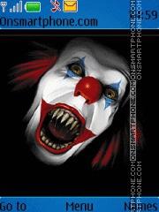 Clown 01 theme screenshot