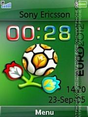 EURO 2012 es el tema de pantalla