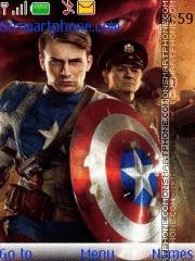The Avengers 01 es el tema de pantalla
