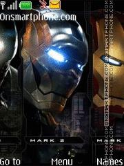 Iron Man es el tema de pantalla