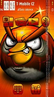 Angry Bird 07 es el tema de pantalla